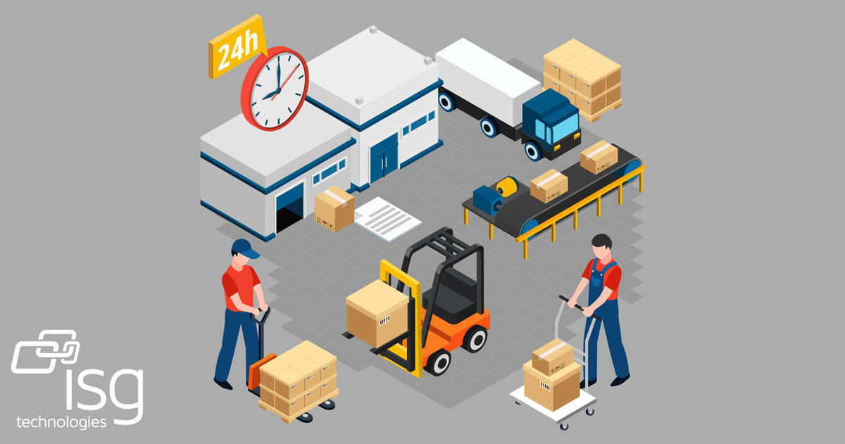 Optimize Efficient Warehousing with Android